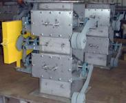 粉粒體輸送,BULK SOLID HANDLING,飛灰固化,FLY ASH SOLIDIFICATION-Gate & Valves-Double Flap Valve